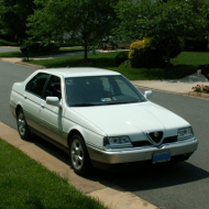 Авточасти Alfa Romeo 164
