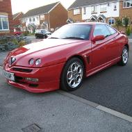 Авточасти Alfa Romeo Gtv
