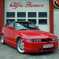 Авточасти Alfa Romeo Rz