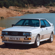 Авточасти Audi Quattro