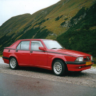 Авточасти Alfa Romeo 75
