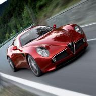 Авточасти Alfa Romeo 8c