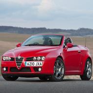 Авточасти Alfa Romeo Spider