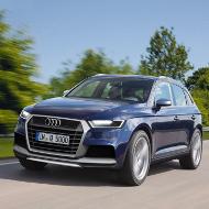 Авточасти Audi Q5